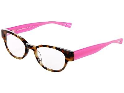 eyebobs Rita Book Readers (Tortoise/Pink) Reading Glasses Sunglasses