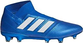 Nemeziz 18+ Fg Blue/White/Blue Soccer Shoes (DB2071)