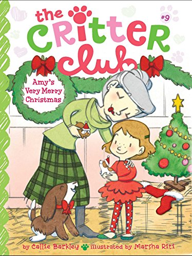 Amy's Very Merry Christmas (9) (The Critter Club)