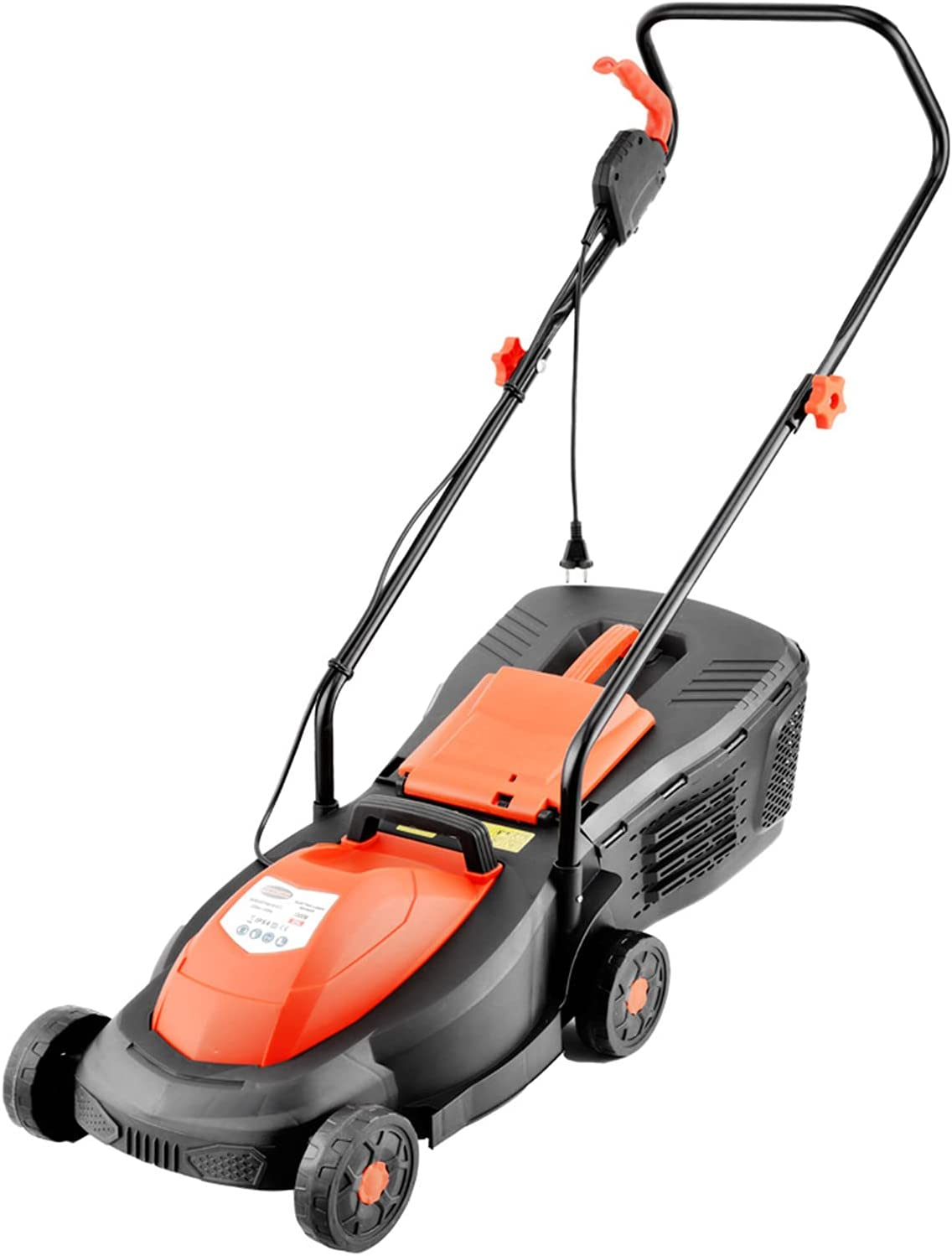LHMYGHFDP Hand Push Lawn Mower Rotary in Now on sale 100% quality warranty 220V Plug Electric