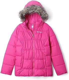 Guess Chaqueta capa para niña rosa rosa 7 años: Amazon