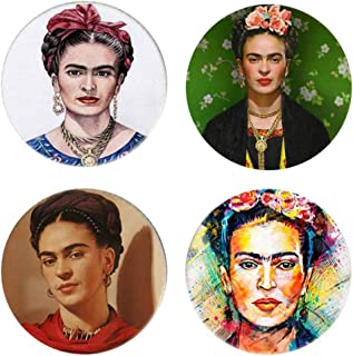 Friday Kahlo Buttons Frida Kahlo Quote Latina Gifts Frida