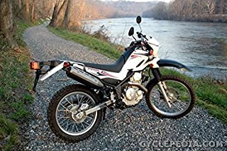 CPP-184 2008-2012 Yamaha XT250 Motorcycle Online Service Manual by CYCLEPEDIA