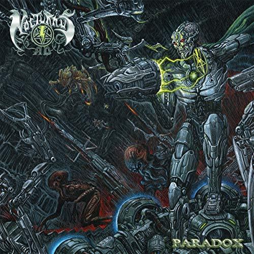 Paradox (CD Digipak)