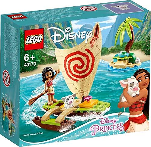 wow Lego® Disney Princess 43170 Vaianas Boot