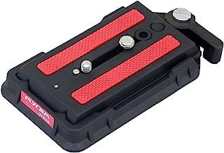FLYCAM Unico Camera Quick Release Plate Adapter for Steadycam Stabilizer Video DSLR Canon Sony Nikon Panasonic (FLCM-UQR)