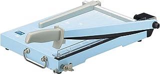 オープン工業 裁断器 スチール製 A4版 ブルー SA-204