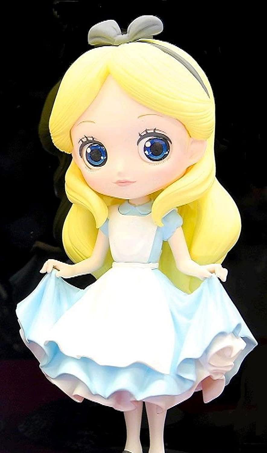 Qposket Disney Characters - Allice - limited Farbe separately