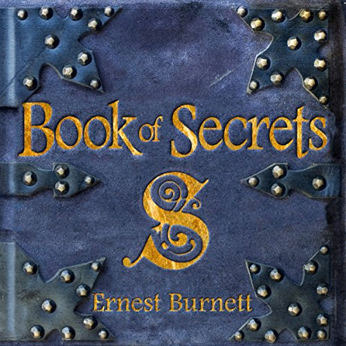 Book of Secrets audiobook cover art