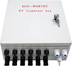 Best solar string combiner box Reviews