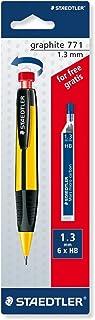 Staedtler Graphite 771 Bk 1.3 Mm. Mechanical Pencil + Lead Refills