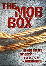 The Mob Boxed Set: (Donnie Brasco / Snatch / Bugsy / The American Gangster)