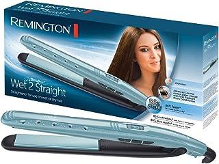 Remington Wet 2 Straight S7300 Plancha de Pelo, Cerámica,