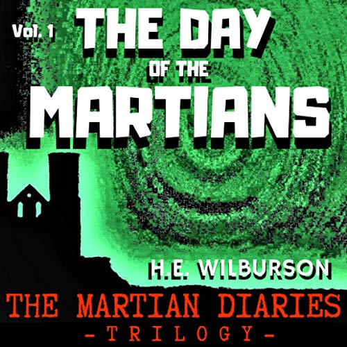 The Day of the Martians cover art