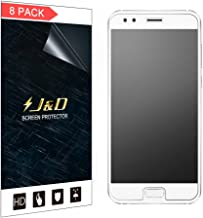 J&D Compatible for 8-Pack ZenFone 4 Screen Protector, [Anti-Glare] [Not Full Coverage] Matte Film Shield Screen Protector for ASUS ZenFone 4 Matte Screen Protector
