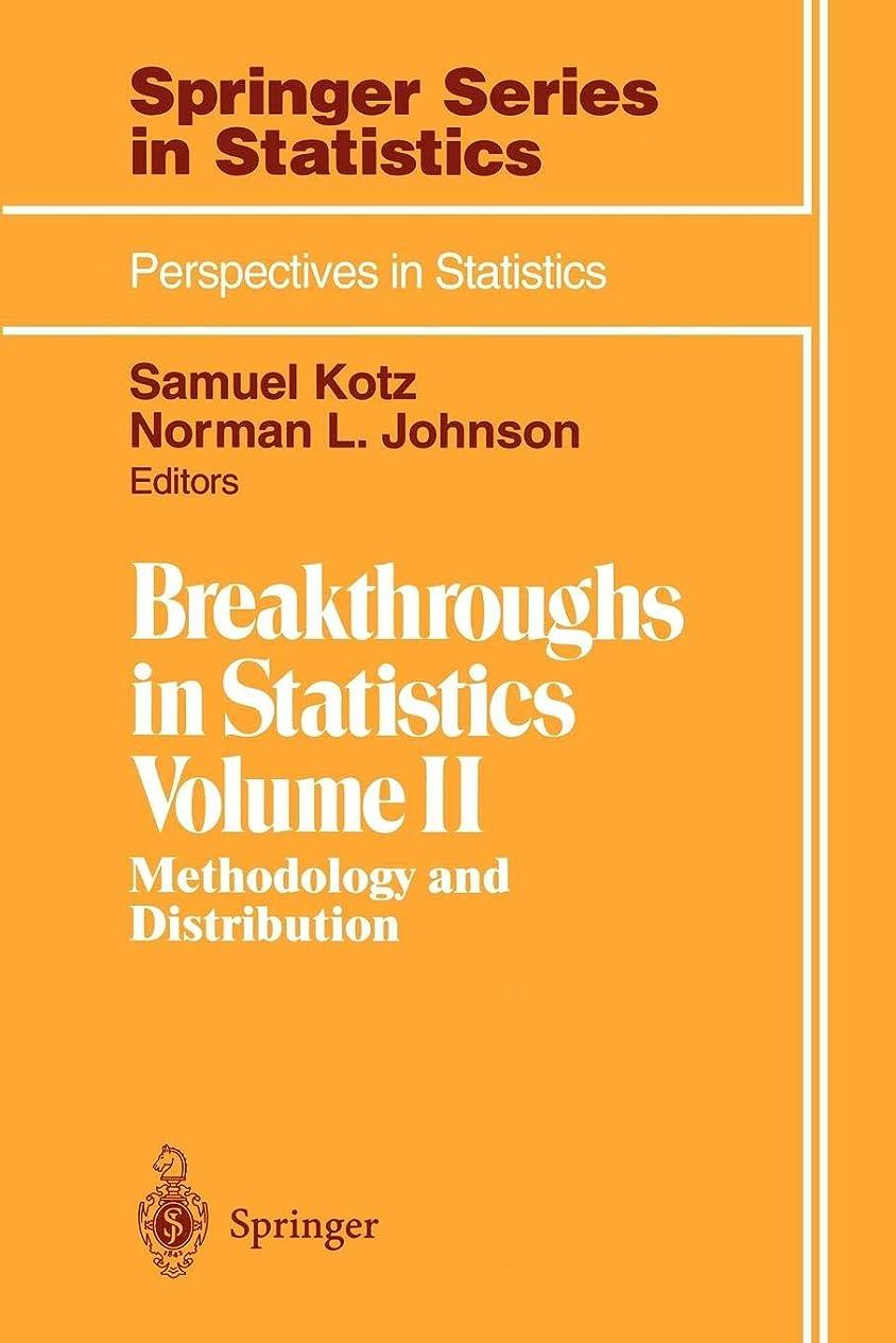 意外裁量アクセスできないBreakthroughs in Statistics Volume2 : Methodology and Distribution (Springer Series in Statistics)