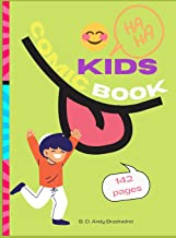 KIDS Comic Book: Multi-Template Edition: Draw Your Own Awesome Comics (Draw Comics The Fun Way) 142 amazing pages for you ...