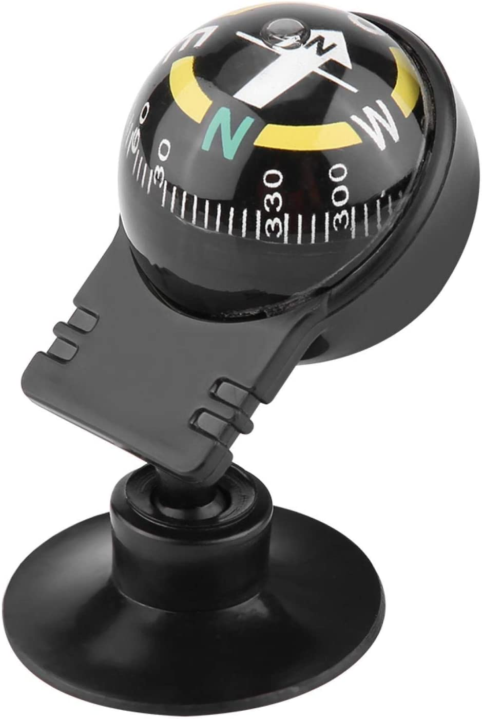 WNSC All items in the store Portable Dash Mount Compass Max 62% OFF Plastic Dashboard Com