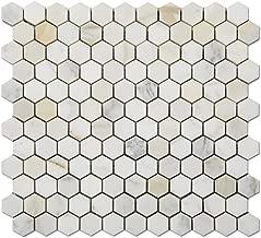 Best calacatta marble tile backsplash Reviews