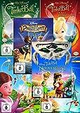 TinkerBell 1 - 6 Collection [6er DVD-Set] Keine Box