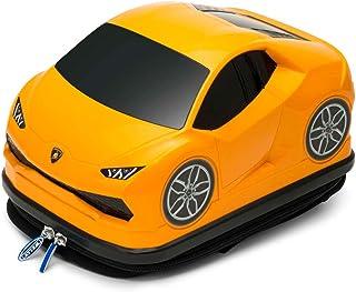 Ridaz Lamborghini Backpack, Orange, Medium, 17 x 21 x 31 cm