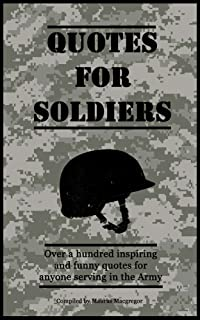 Best army quotes for soldiers Reviews