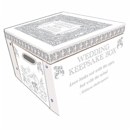 Wedding Keepsake Box Amazon Co Uk