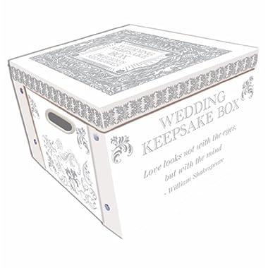 Robert Frederick Collapsible Storage Boxes (White)