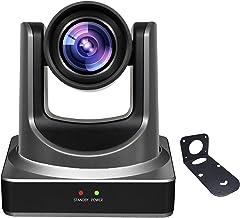 Prisual NDI Camera,20X Live Streaming Camera simultaneous 3G-SDI,HDMI and IP 1080P60fps Video...