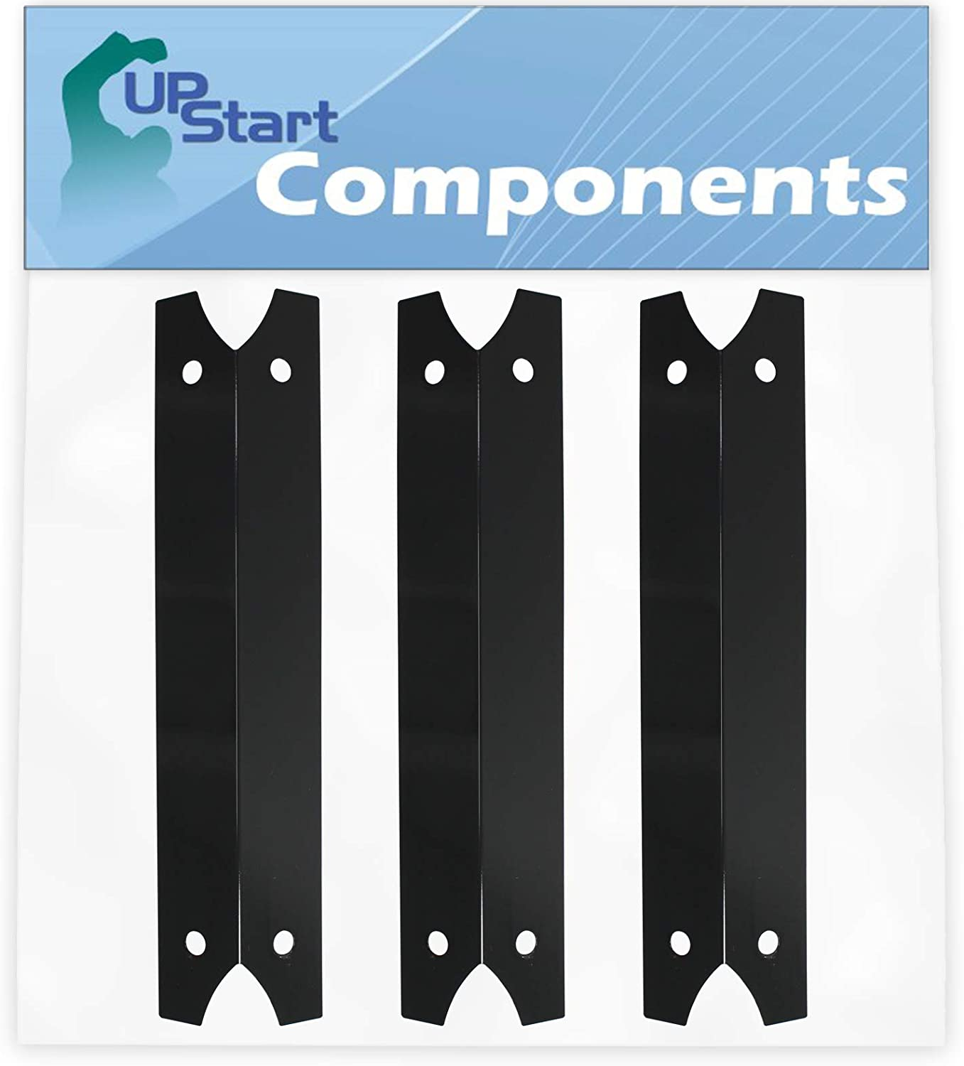 3-Pack BBQ Grill Heat Shield 35% OFF Plate for Br Cash special price Parts Replacement Tent