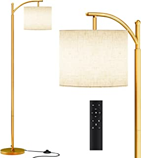 SUNMORY Lampadaire sur Pied Salon Température de Couleur en Continu, Gradation en Continu, Lampe Salon avec Télécommande, ...