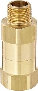 osha safety check valve