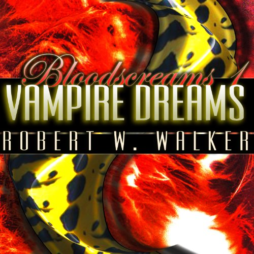 Vampire Dreams audiobook cover art