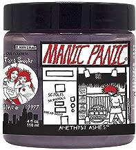 Manic Panic Semi-Permanent Haircolor Amethyst Ash 4 Ounce Jar (118ml)