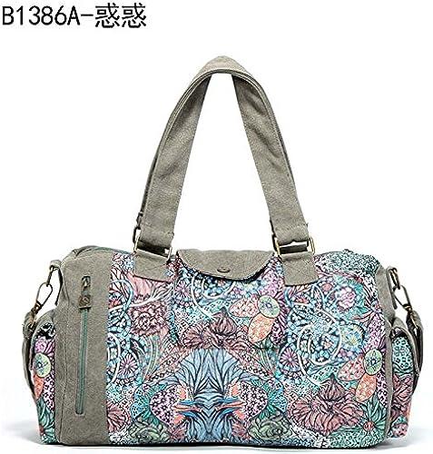 calidad oficial MSZYZ Solo Bolso Satchel Bag Bolso Bolsa Bolsa Bolsa De Lona Nueva Diagonal Tote Bag.  increíbles descuentos