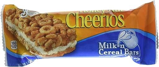 General Mills Honey Nut Cheerios Milk n Cereal Bar (12 Bars)