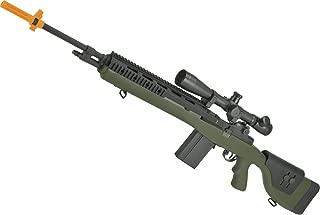 Evike - G&P M14 DMR Custom Airsoft AEG Sniper Rifle (Package: Foliage Green/Gun Only)