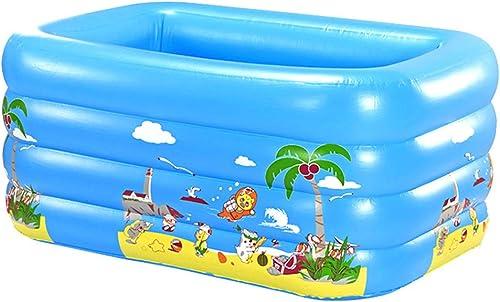 Aufblasbarer Swimmingpool , Mit Elektrischem Luftpumpen-Inflator-Whirlpools Badewannen Aufgeblasenen Whirlpools Party Supplies - Pool Toys - Getr eküHler