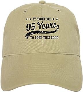 36ffa55748e CafePress - Funny 95Th Birthday - Baseball Cap with Adjustable Closure