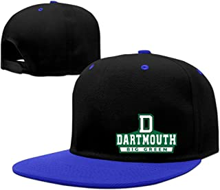 Dartmouth Big Green Logo Baseball Caps By Cnlowter