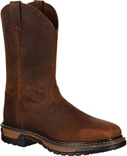 Best rocky pull on boots Reviews