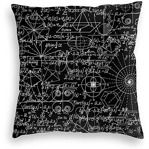 C-WANG Mathematisch mit mathematischen Figuren und Gleichungen