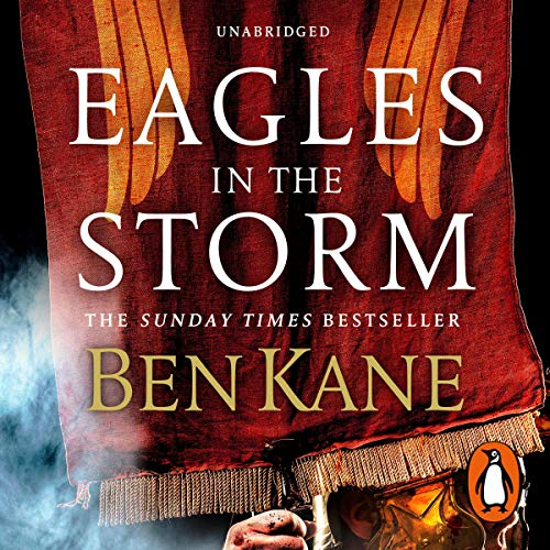 Eagles in the Storm audiobook cover art