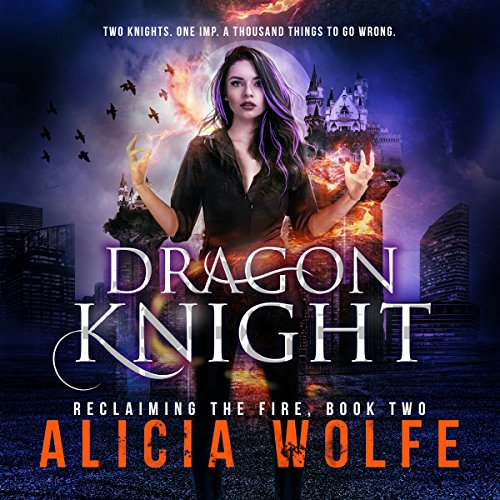Dragon Knight  audiobook cover art