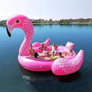 Amazon.es: flotador gigante flamenco