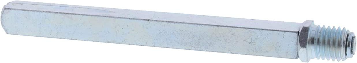 AHB Vierkantstift verzinkt 8 x 110 mm Spaltstift Türgriff Vierkant Drückerstift