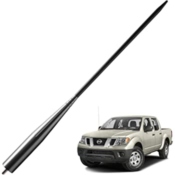 JAPower Replacement Antenna Compatible with Nissan Murano 2009-2014 13 inches Black