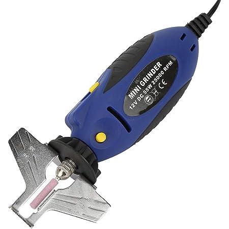 12V Chainsaw Sharpener Chain Saw Grinder Electric Grinder File Sharpening Tool