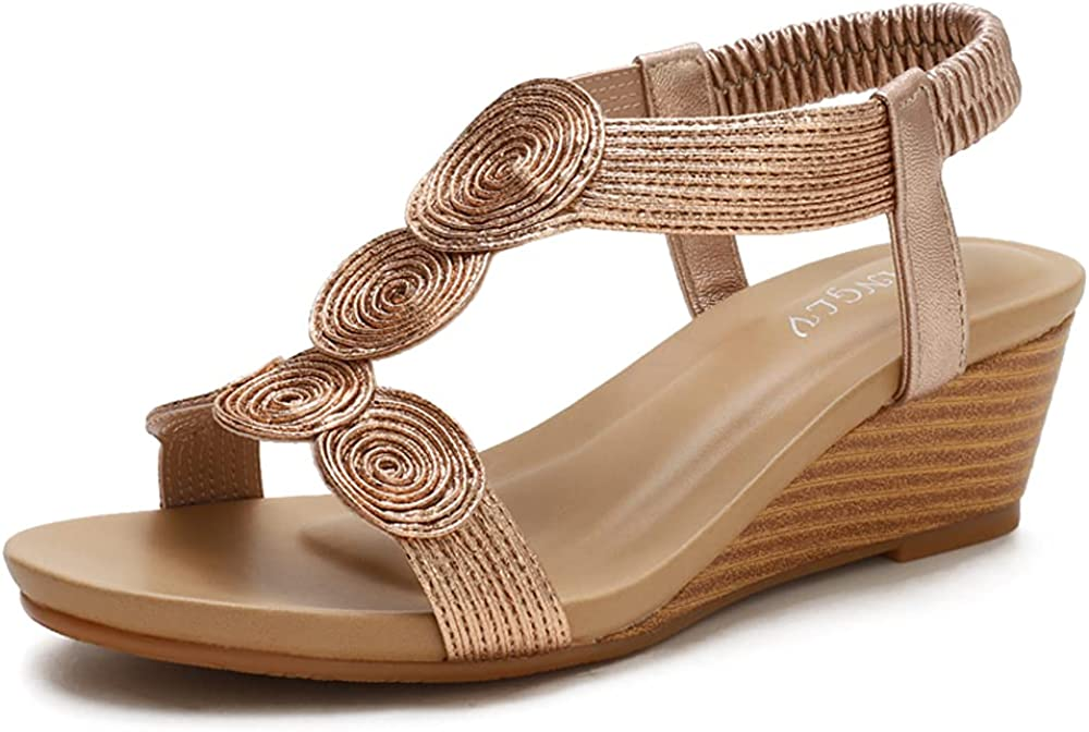ZAPZEAL Women's Platform Sandals Super sale period limited Peep Bling Toe Free Shipping New