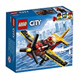LEGO - 60144 - City - Jeu de construction  - L'avion de Course